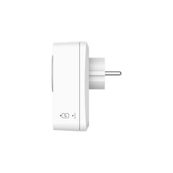 D-Link Wi-Fi SmartPlug presa intelligente Bianco
