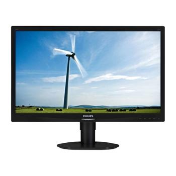 Philips S Line Monitor LCD, retroilluminazione LED 241S4LCB/00