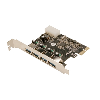 LOGILINK PC0057A LOGILINK - Card PCI-Express 4xUSB3.0