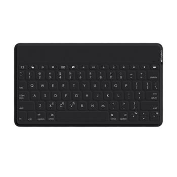 Logitech Keys-To-Go tastiera per dispositivo mobile QWERTY Italiano Nero Bluetooth