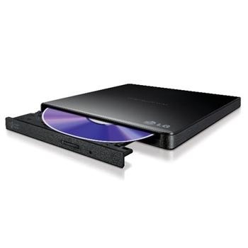 LG GP57EB40 lettore di disco ottico Nero DVD Super Multi DL