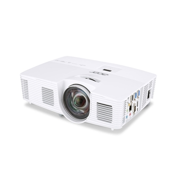 Acer S1283Hne videoproiettore 3100 ANSI lumen XGA (1024x768) Proiettore desktop Bianco