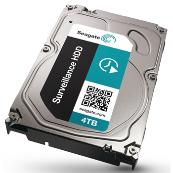 "Seagate Desktop HDD Surveillance HDD 6TB 3.5"" 6000 GB Serial ATA III"