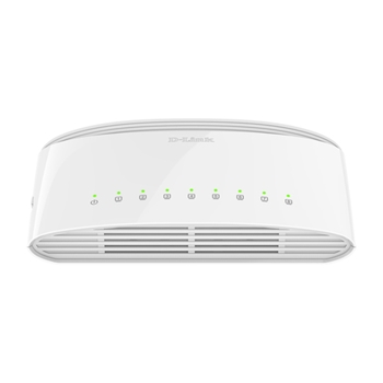 D-LINK SWITCH 8 PORTE GIGABIT 10/100/1000