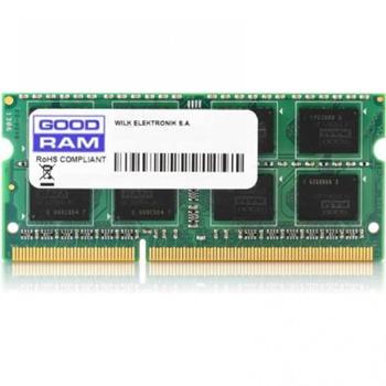 GOODRAM DDR3 4GB 1600MHz CL11 SODIMM 1.35V 512x8