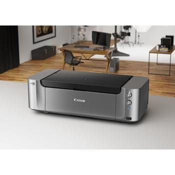 Canon PIXMA PRO-100S stampante per foto Ad inchiostro 4800 x 2400 DPI A3+ (330 x 483 mm) Wi-Fi