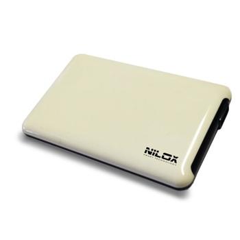 NILOX BOX USB 3.0 2.5P BIANCO