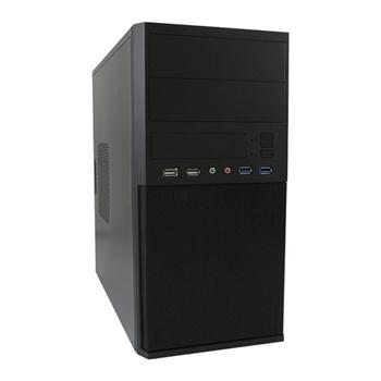 Case M-ATX LC-Power 2004MB Black USB3.0 (w/o PSU)