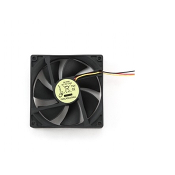 GEMBIRD FANCASE2 Gembird PC case fan Gembird, 90x90x25mm, 3pin