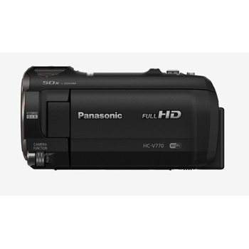 Panasonic HC-V770 12,76 MP MOS BSI Videocamera palmare Nero Full HD