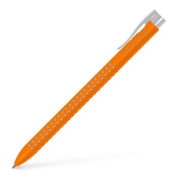 Faber-Castell Grip 2022-M Arancione Penna a sfera retrattile girevole 1 pezzo(i)