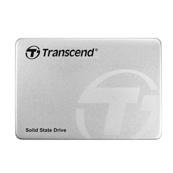 TRANSCEND SSD370S 256GB SSD 6,4cm 2.5 inch SATA 6Gb/s MLC Aluminium Case