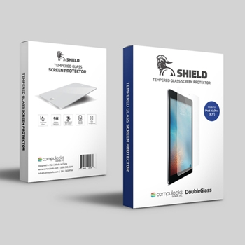COMPULOCKS ARMORED TEMPERED GLASS SHIELD IPAD AIR / AIR 2
