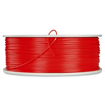 VERBATIM FILAMENT 3D ABS 1.75MM RED 1KG