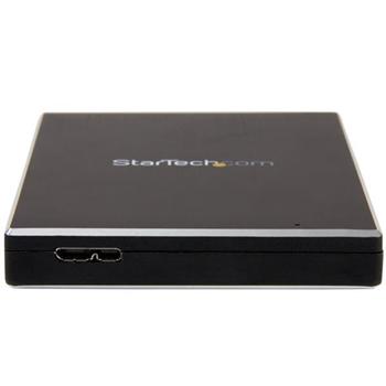 "StarTech.com Box externo USB 3.1 Gen 2 ad 1 alloggiamento da 2,5"" SATA III"