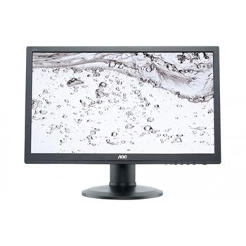 AOC M2060PWDA2 Monitor 19.5inch panel MVA 1920x1080 D-Sub/DVI pivot HAS black