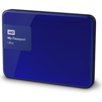 Western Digital My Passport Ultra 500GB 500GB Blu