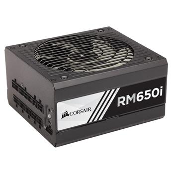 Corsair RM650i alimentatore per computer 650 W 20+4 pin ATX ATX Nero
