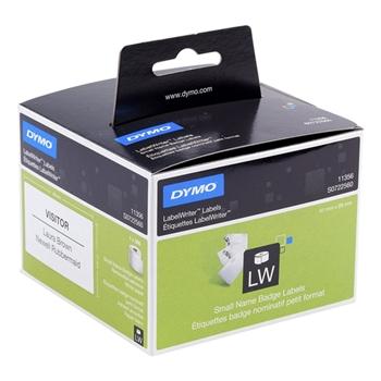 DYMO LW - Etichette badge nominativi, piccole - 41 x 89 mm - S0722560