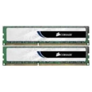 Corsair 2x2GB, 1333MHz DDR3, non-ECC DIMM CL9
