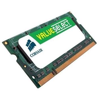 Corsair Value Select 2048MB 800MHz DDR2 memoria 2 GB