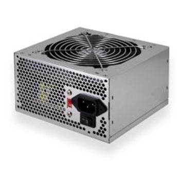 Nilox PSNI-6001 alimentatore per computer 600 W 20+4 pin ATX Metallico