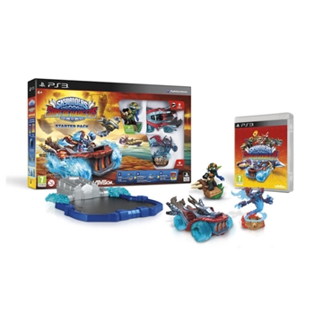 ACTIVISION PS3 SKYLANDERS SUPERCHARGERS SP