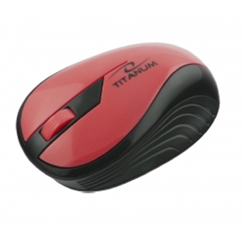 Esperanza Titanum Wireless mouse RF Wireless Ottico 1000 DPI Mano destra