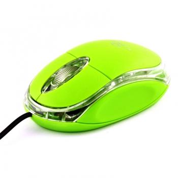 Esperanza Titanum mouse USB Ottico 1000 DPI Mano destra
