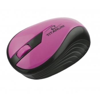Esperanza Titanum Wireless mouse RF Wireless Ottico 1000 DPI Mano destra
