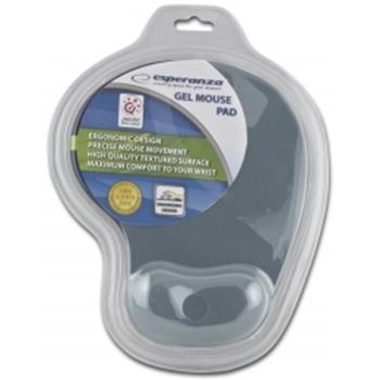 ESPERANZA EA137Y - 5901299908327 ESPERANZA EA137Y - Gel Mouse Pad | 230 x 190 x 20 mm | Gray | Blister, grey