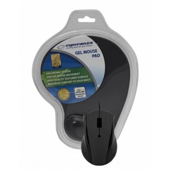 Esperanza EM125K mouse USB Ottico 1200 DPI Mano destra