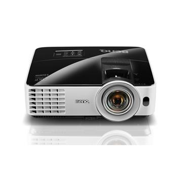 Benq MX631ST videoproiettore 3200 ANSI lumen DLP XGA (1024x768) Compatibilità 3D Proiettore desktop Nero, Bianco