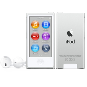 Apple iPod nano 16GB MP4 16GB Argento