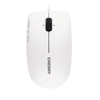 CHERRY MC 2000 mouse USB tipo A IR LED 1600 DPI Ambidestro