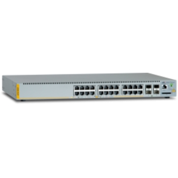 Allied Telesis AT-x230-28GP-50 Gestito L3 Gigabit Ethernet (10/100/1000) Grigio Supporto Power over Ethernet (PoE)