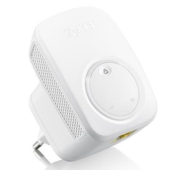 Zyxel WRE2206 Ricevitore e trasmettitore di rete Bianco