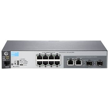 HEWLETT PACKARD ENTERPRISE HP 2530-8G SWITCH