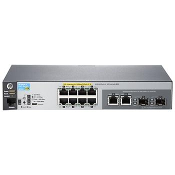 Aruba, a Hewlett Packard Enterprise company Aruba 2530 8 PoE+ Gestito L2 Fast Ethernet (10/100) Grigio 1U Supporto Power over Ethernet (PoE)