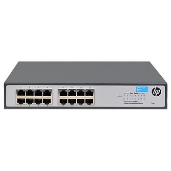 Hewlett Packard Enterprise 1420-16G Non gestito L2 Gigabit Ethernet (10/100/1000) Grigio 1U