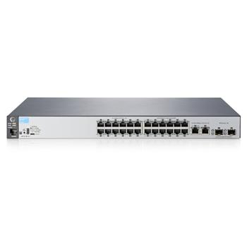 Aruba, a Hewlett Packard Enterprise company Aruba 2530-24 Gestito L2 Fast Ethernet (10/100) 1U Grigio