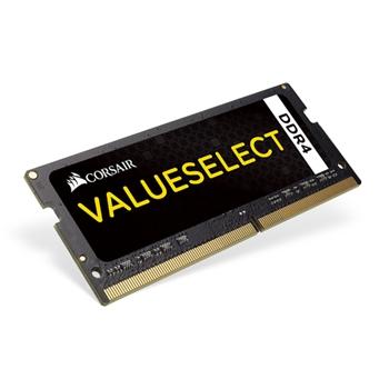 CORSAIR DDR4 2133MHz 4GB 1x260 SODIMM 1.20V Unbuffered 15-15-15-36