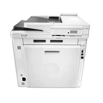 HP Color LaserJet Pro M477fdw Laser 600 x 600 DPI 27 ppm A4 Wi-Fi