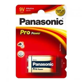 Panasonic Pro Power Batteria monouso 9V Alcalino