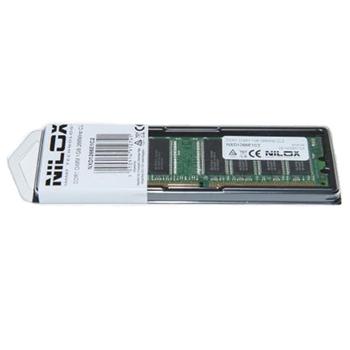 Nilox 1GB PC-2100 memoria DDR 266 MHz