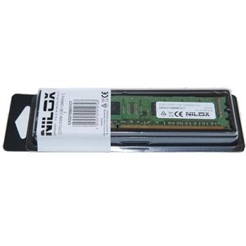 Nilox 2GB PC3-1066 memoria DDR3 1066 MHz
