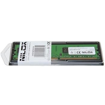 Nilox 1GB PC2-5300 memoria DDR2 667 MHz