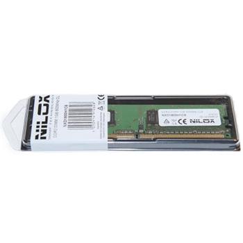 Nilox 1GB PC2-6400 memoria DDR2 800 MHz