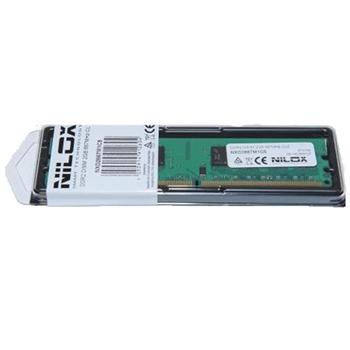 Nilox 2GB PC2-5300 memoria DDR2 667 MHz