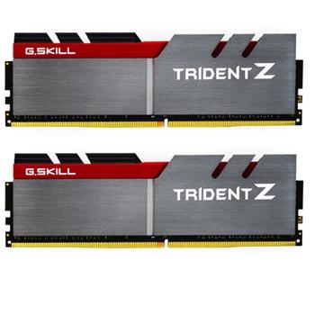 G.SKILL Trident Z DDR4 16GB 2x8GB 3200MHz CL16 1.35V XMP 2.0